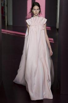 Valentino haute couture розовое платье