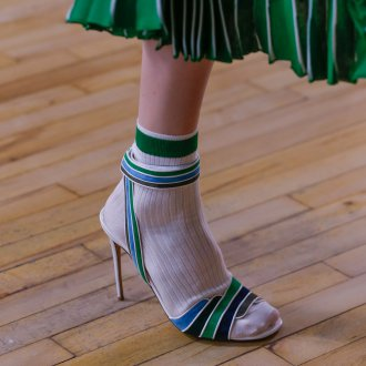 Туфли на шпильке Valentino 2018