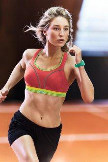 Спортивный бюстгальтер для бега