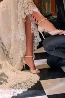 Свадебные туфли Jimmy choo