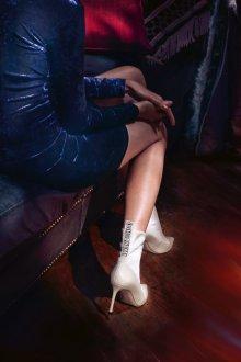 Текстильные туфли Jimmy choo