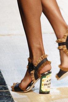 Дольче габбана 2019 туфли на каблуке