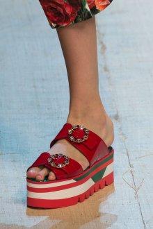 Дольче габбана 2019 обувь на платформе