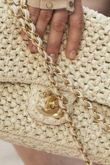 Шанель 2018 плетеная сумка