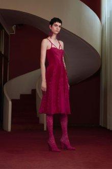 Коктейльное платье 2020 розовое