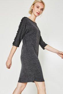 Платье зима 2018 прямое