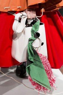 Calvin Klein 2019 белая сумка