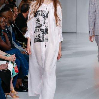 Calvin Klein 2019 летнее платье