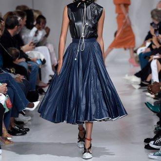 Calvin Klein 2019 юбка миди