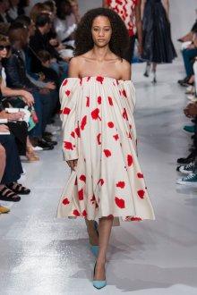 Кельвин кляйн 2019 платье с принтом