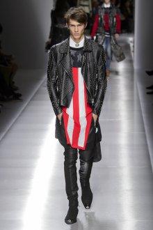 Balmain 2018 мужская мода