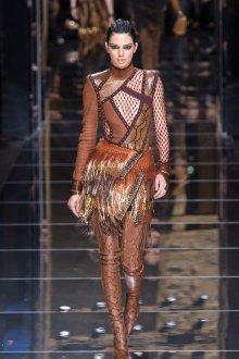 Бальман 2019 18 кожаное платье
