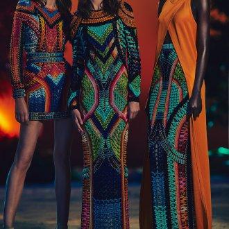 Бальман 2019 яркое платье