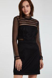 Платье для женщины 40 лет ажурное
