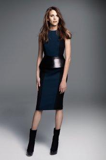 Платье для женщины 40 лет с баской