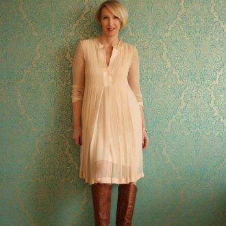 Платье для женщины 40 лет белое