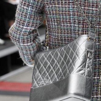 Бренды сумок Chanel металлик