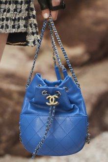 Бренды сумок Chanel синяя