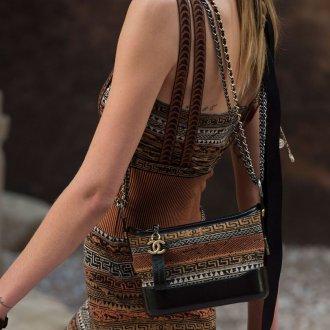 Бренды сумок Chanel тканевая