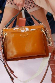 Бренды сумок Chloe коричневая