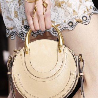 Бренды сумок Chloe круглая