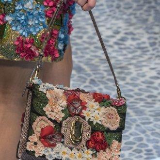 Бренды сумок Dolce Gabbana с декором