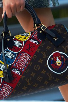 Бренды сумок Louis Vuitton с принтом