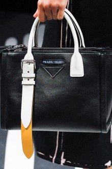 Бренды сумок Prada с декором