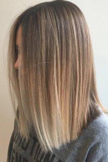 Брондирование 2019 на средние волосы