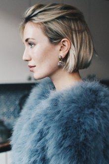 Мелирование 2019 фламбояж на короткие волосы