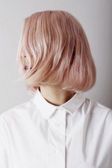 Мелирование 2019 клубничный блонд