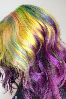Окрашивание волос 2019 актуальные цвета