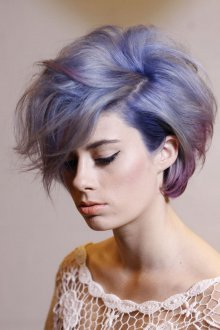 Окрашивание волос 2019 боб