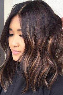 Мелирование волос калифорнийское 2019