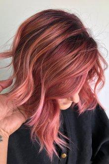 Color melting 2018 розовый