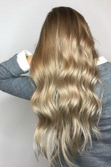 Шатуш для блондинок 2019