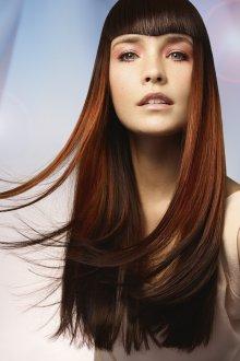 Сплэшлайтс 2019 на длинные волосы
