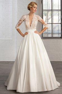 Свадебное платье 2019 классическое