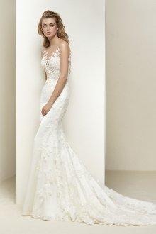 Свадебное платье 2020 длинное