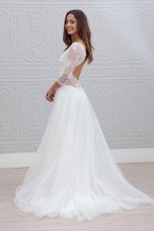 Свадебное платье 2020 гипюровое