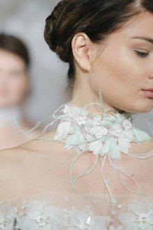 Свадебное платье 2020 с колье