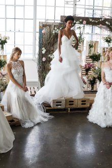 Свадебное платье 2019 коллекции