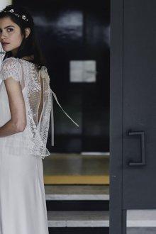 Свадебное платье 2019 с кружевной спиной