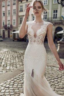 Свадебное платье 2019 лето