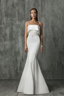 Свадебное платье 2020 облегающее