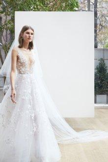 Свадебное платье 2019 открытое