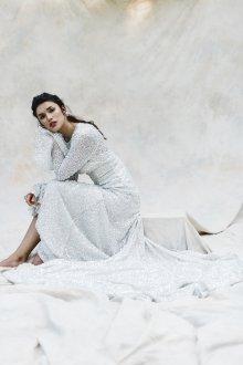 Свадебное платье 2019 с пайетками