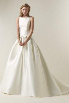 Свадебное платье 2019 плотное элегантное