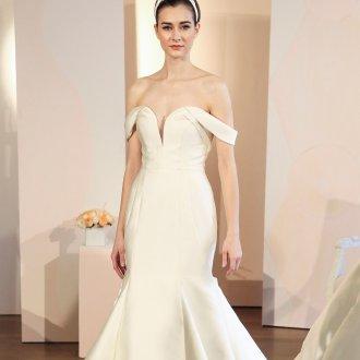 Свадебное платье 2019 плотное