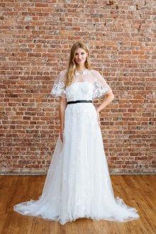 Свадебное платье 2020 с поясом